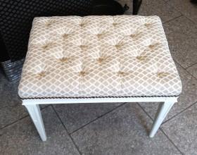 Restaureeritud iste