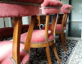 restaureeritud toolid